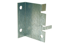 Wall plate mounting plate
