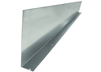 Metal formwork for concrete