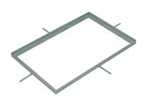 Doormat frame
