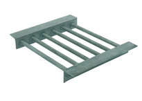 Pit grate (bars)