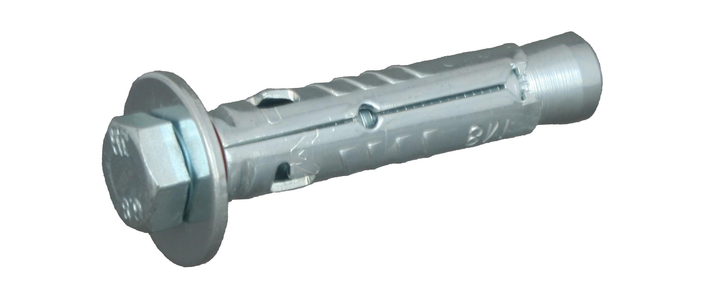Spreidplug M8 12x60 EV