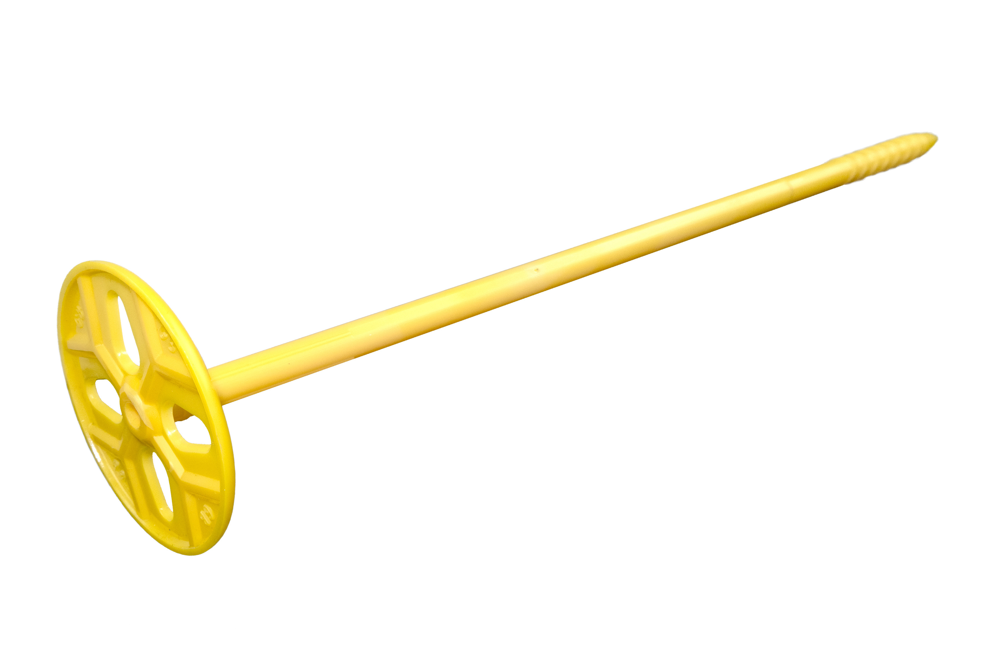 Instortplug geel 220 Ø8 NY