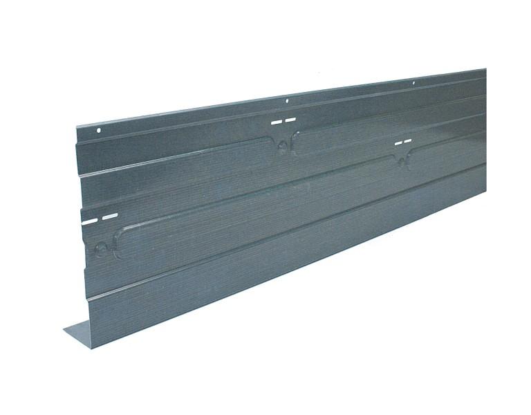 Metalen randkist 150x2000 SV