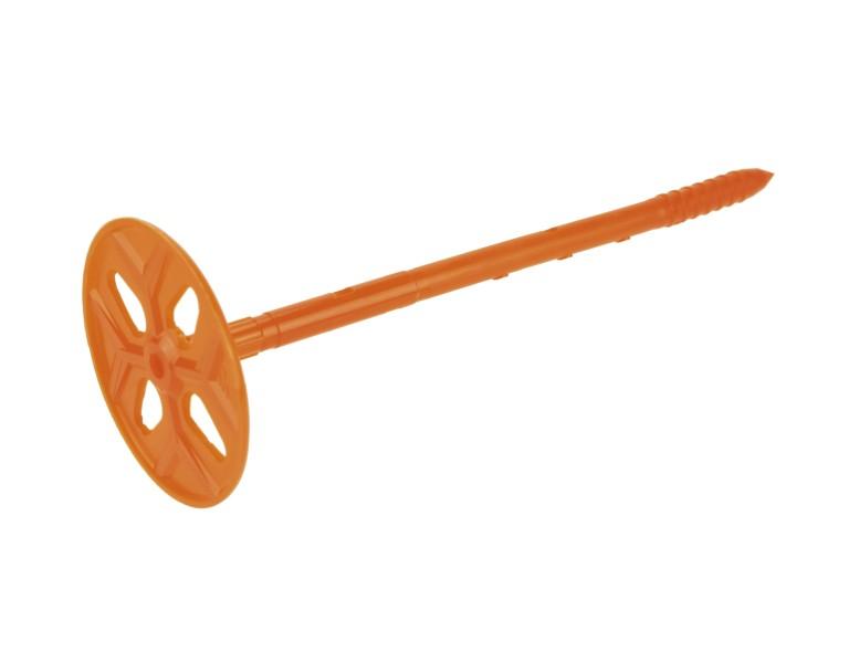 Instortplug oranje 180 Ø8 NY