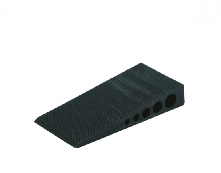 Stelwig, zwart 100 45x18 KS