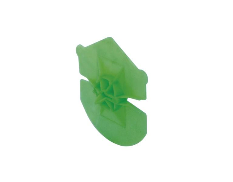 Uniclip groen zak 250st 65/75 PP