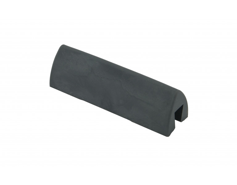 Elementrubber zwart 68 20x8 KS