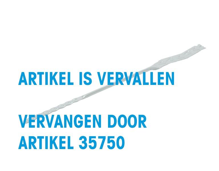 PRIK-spouwanker met korte inleg 310 Ø4 0,6 316 O.G.