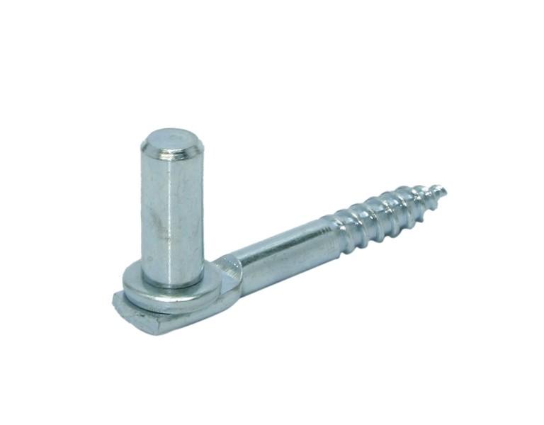 Inschroefduim pen Ø16  (Barcode) Ø16x43 EV