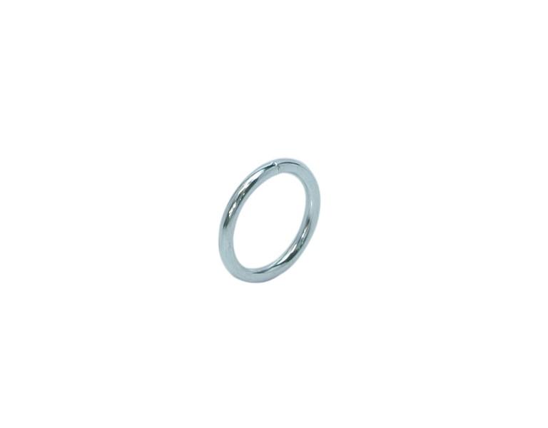 Ring licht (gelast) 20x3 Ø3 EV