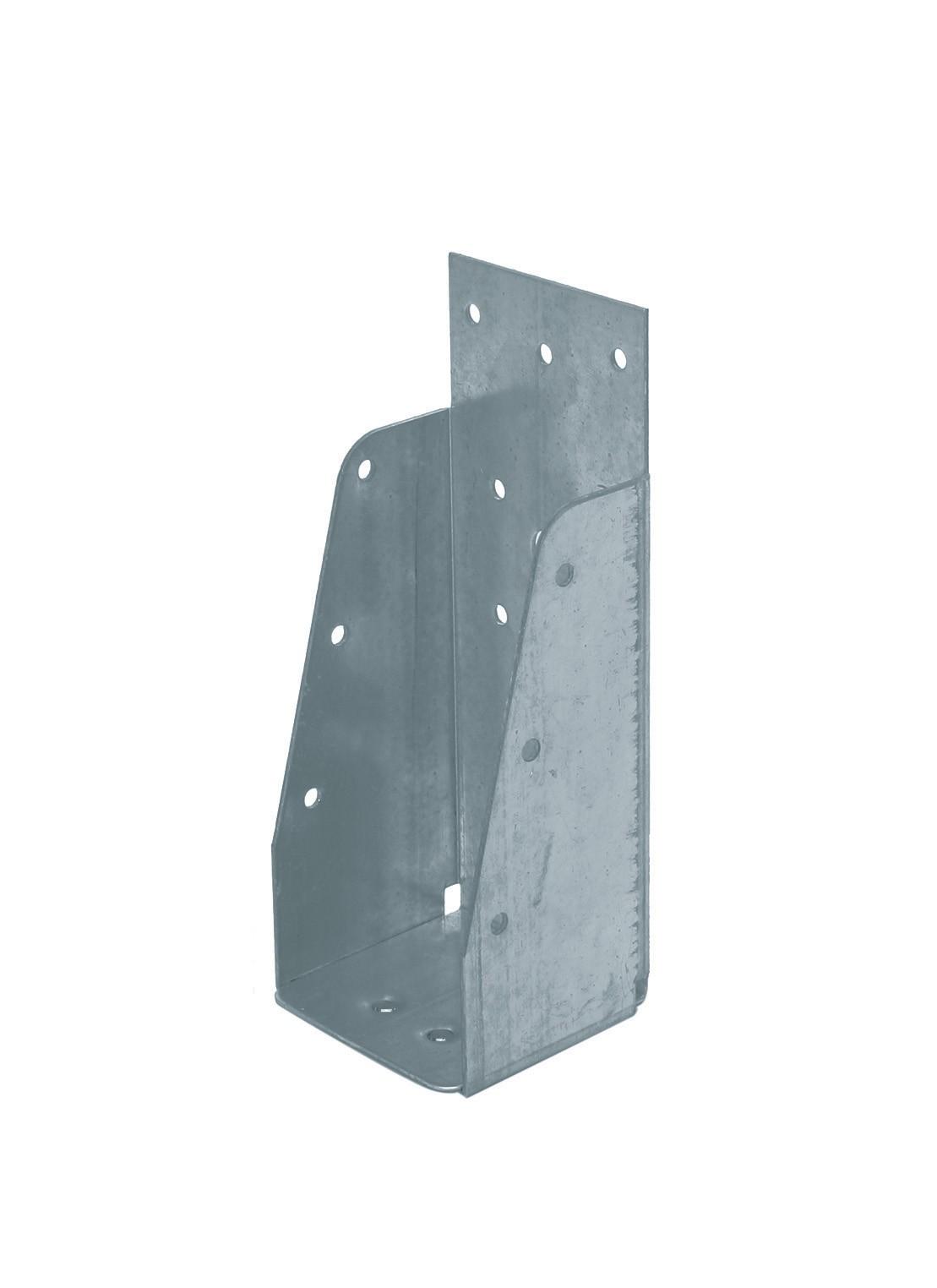 Sabot de poutre sans rebord 100x200 1,5 SV