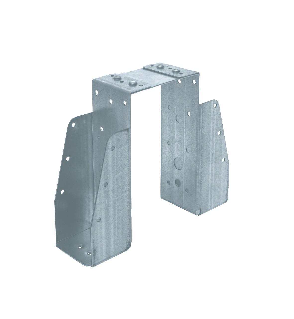 Sabot de poutre double 50x150 d=.. 1,5 SV