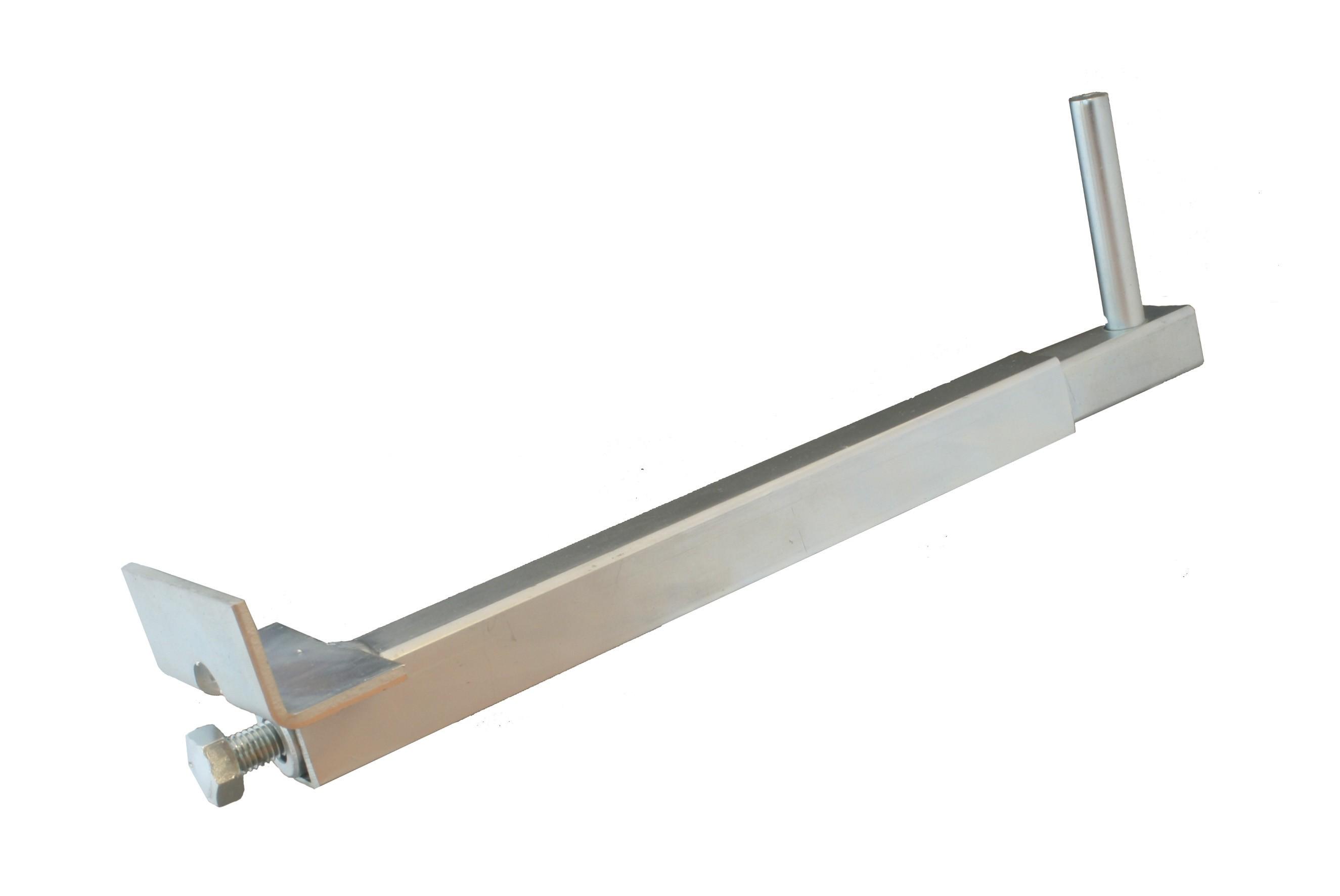 Clip de façade 370x80 EV