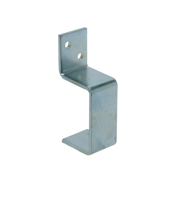 Support barre de porte ferme max.55x75 40x5,5 EV
