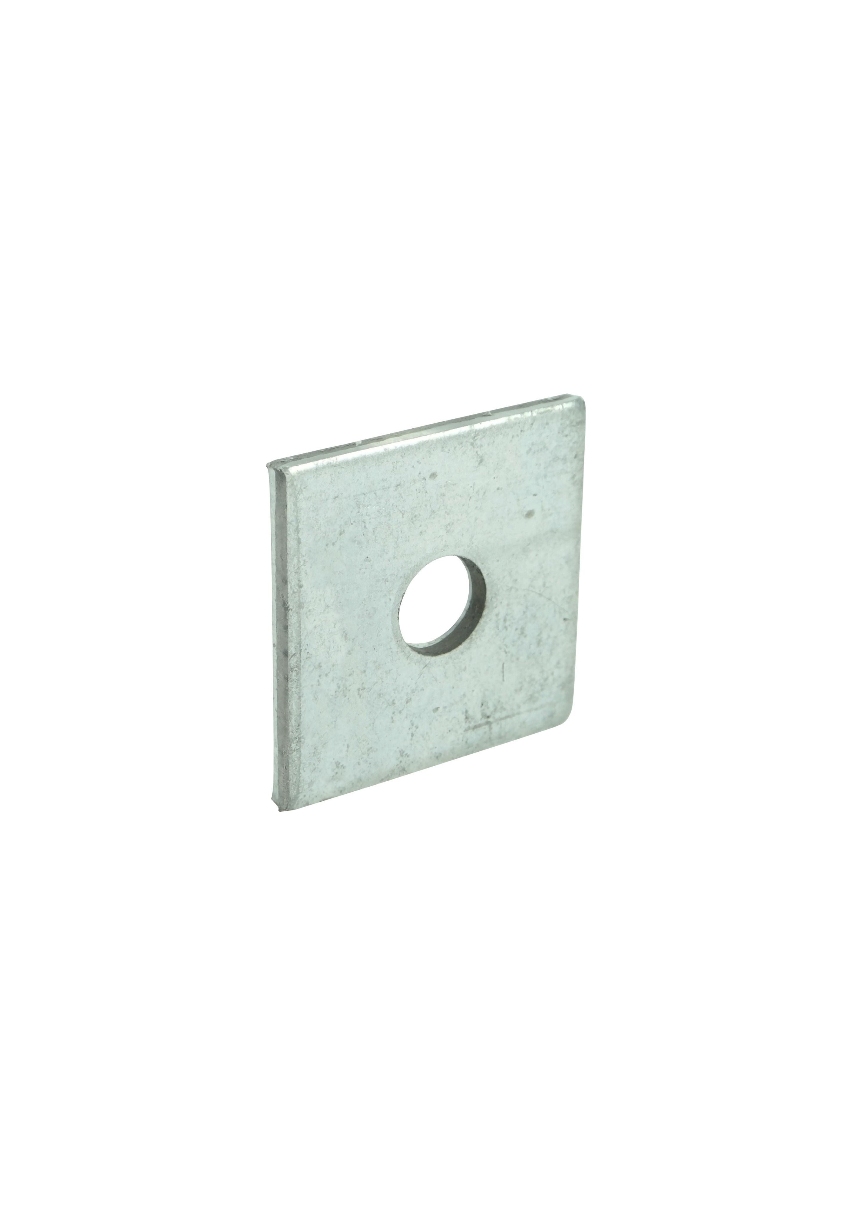 Rondelle carrée M12 60x60 5 SV