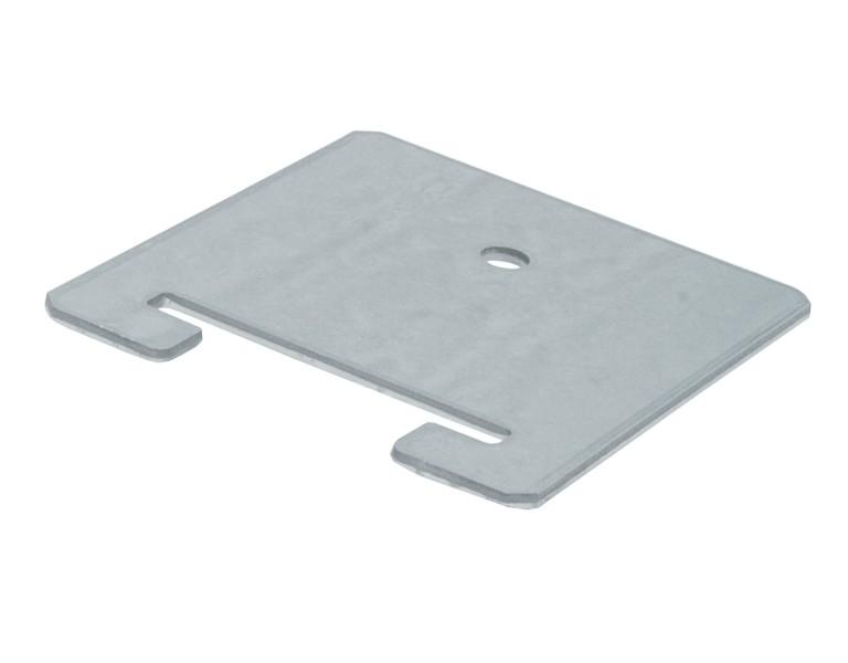 RB Plaque à clouer pour béton cellulaire 107x95 3 SV