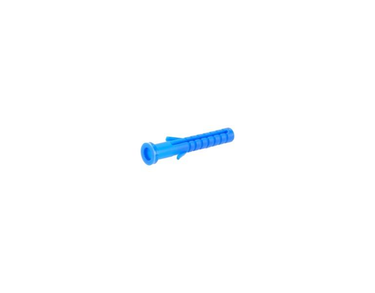 Cheville à collerette boîte plastique perçages Ø6x50 40x6 NY