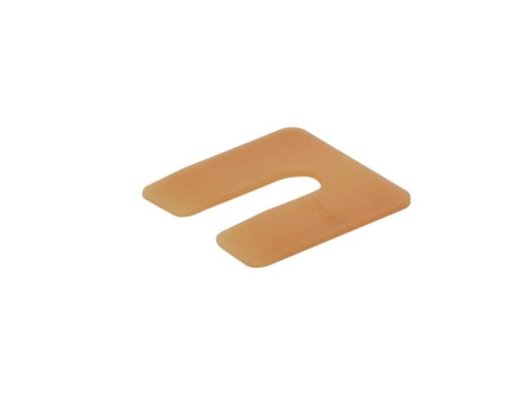 Plaques de calage orange sac sac 2 50x50 KS