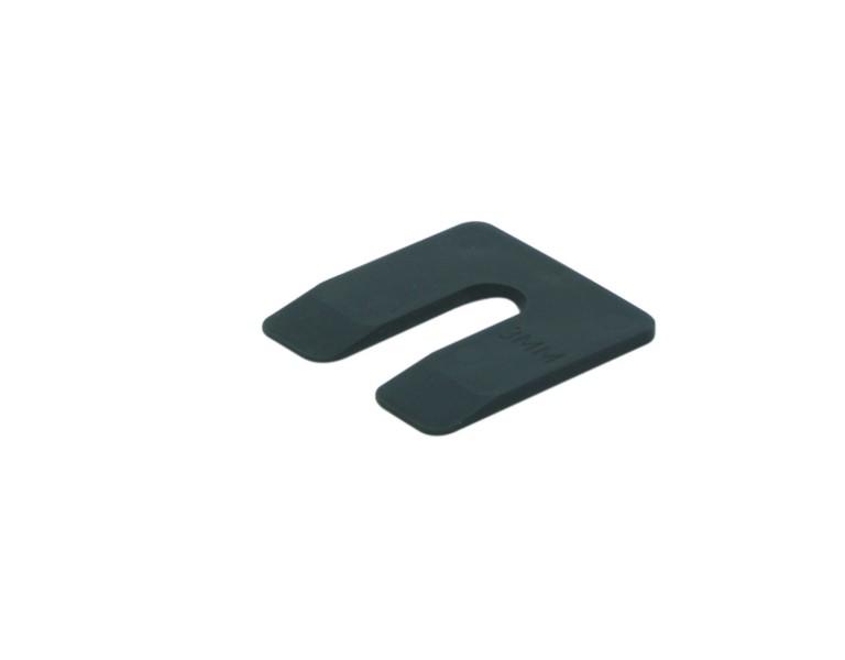 Plaques de calage noir sac 3 50x50 KS