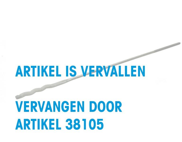UNI-Crochet pour mur collé 190 Ø4 HT 4,6x32 304