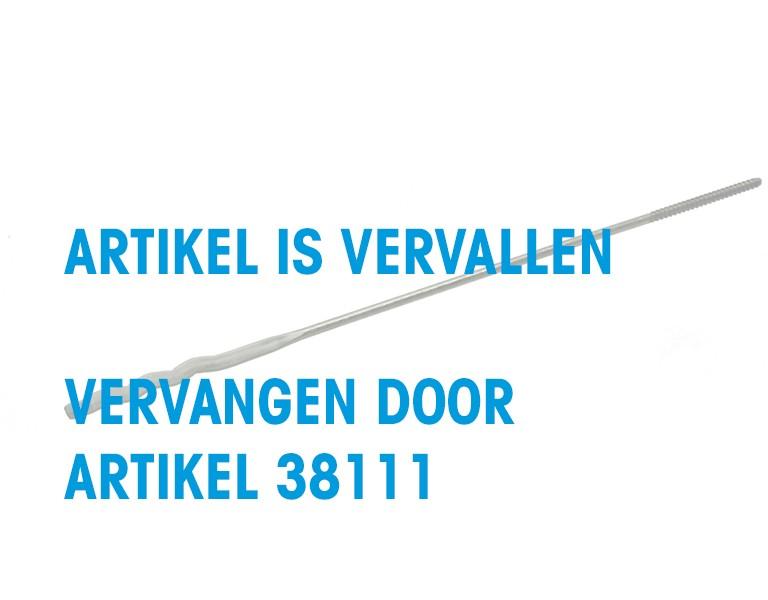 UNI-Crochet pour mur collé 300 Ø4 HT 4,6x56 304