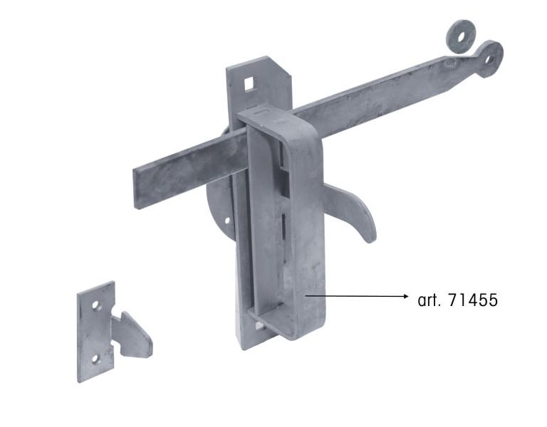 Accessoire, modèle Paysan (cheval) 215 50x4 TV