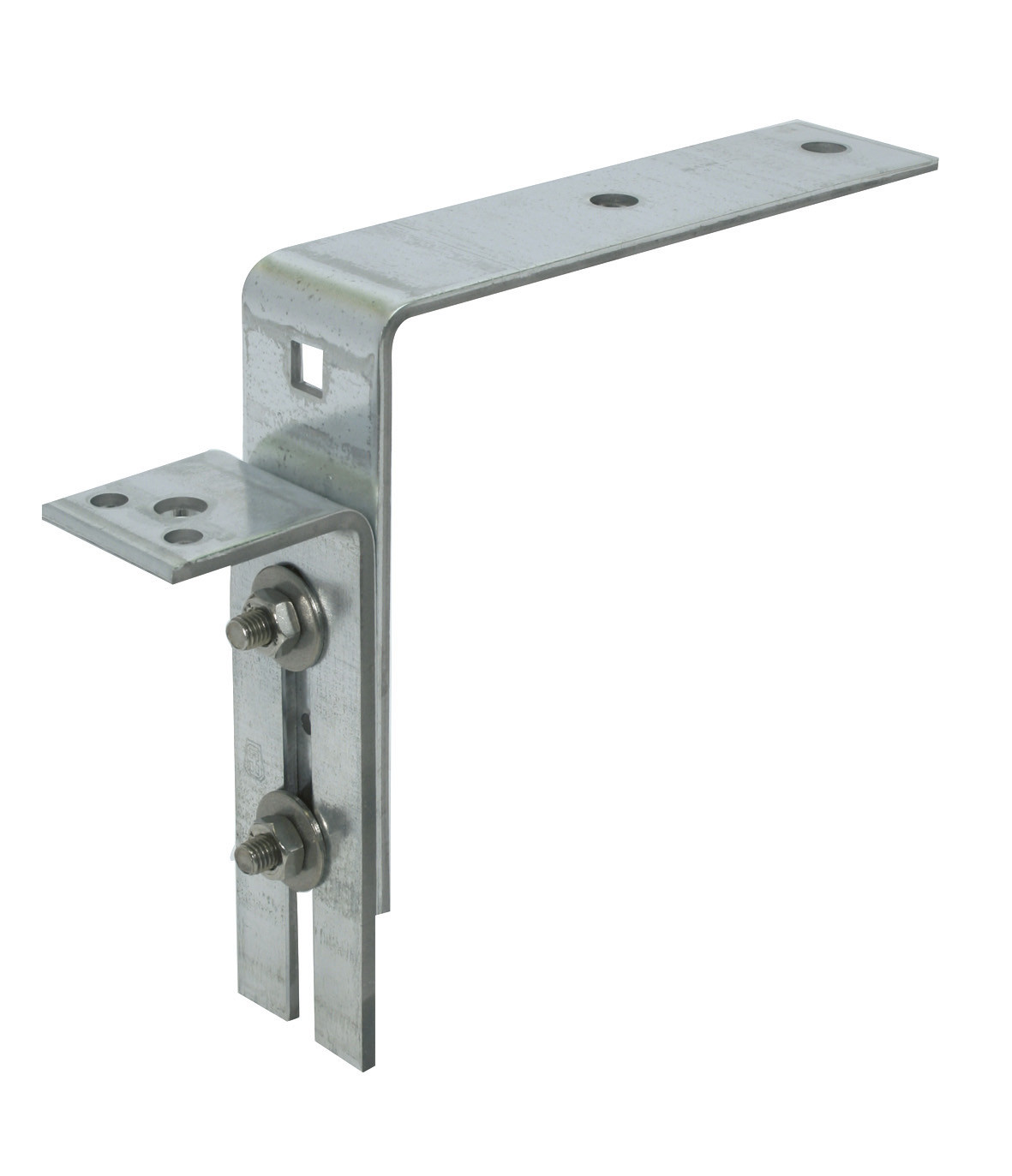 Adjustable frame bracket type D 65x180/175 60x6/60x5 SV