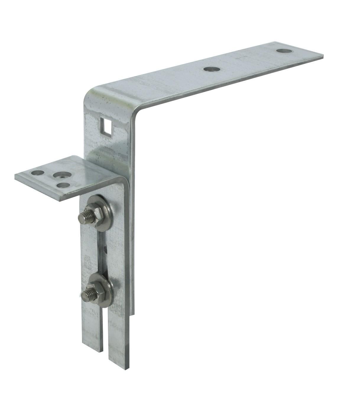 Adjustable frame bracket type D 65x180/175 60x6/60x5 SV