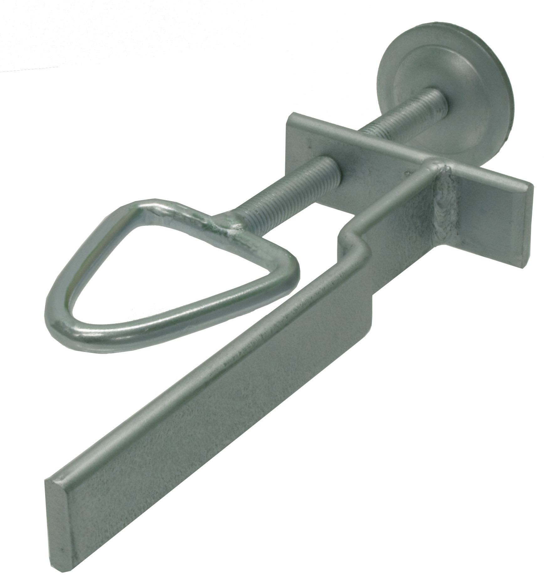 Bench-clamp for brickwork 200 30x8 EV