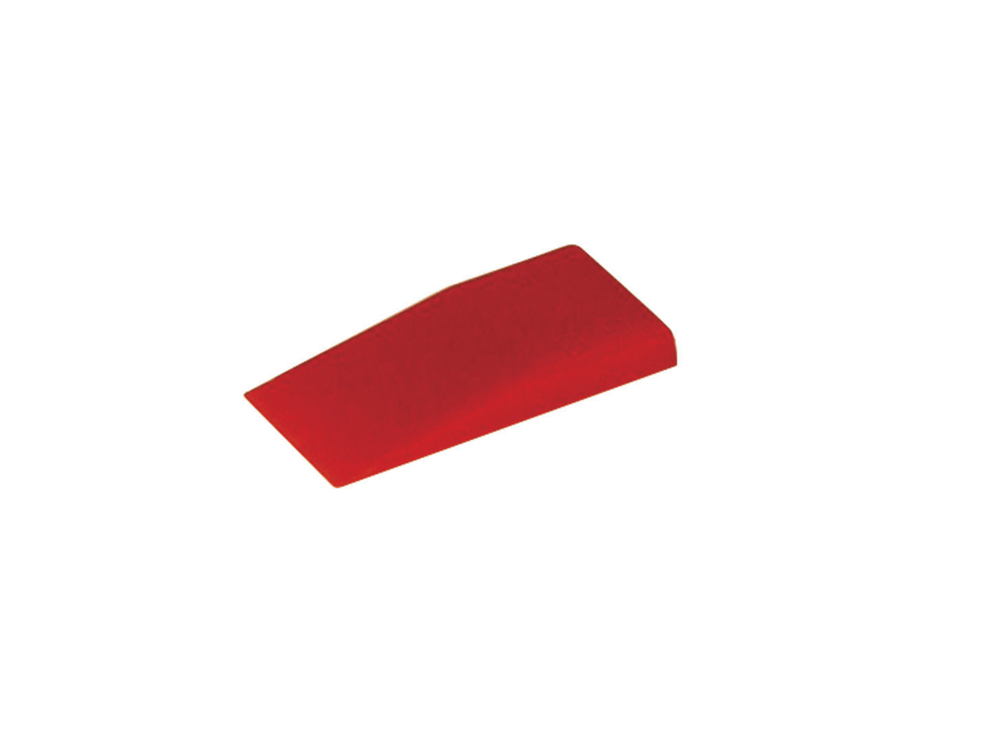 Folding wedge red 40 23x5 KS