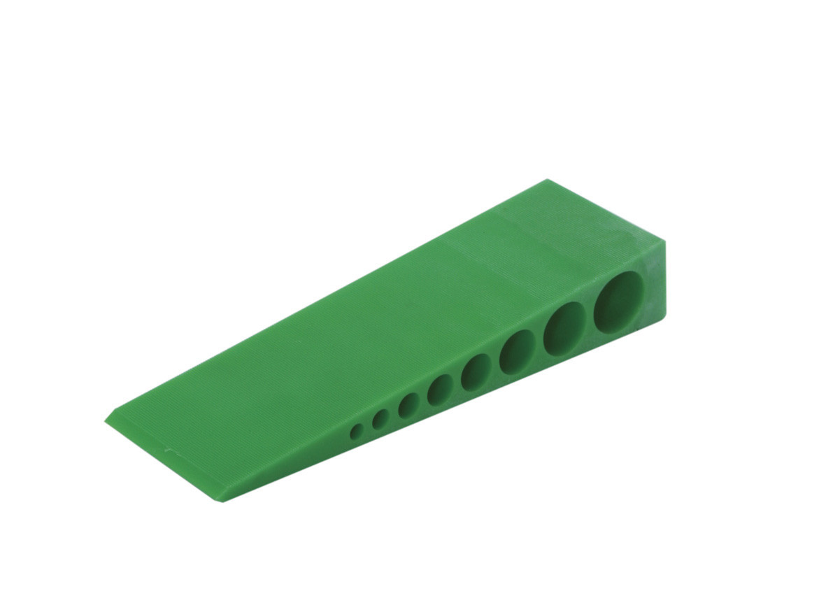Folding wedge green 150 45x25 KS