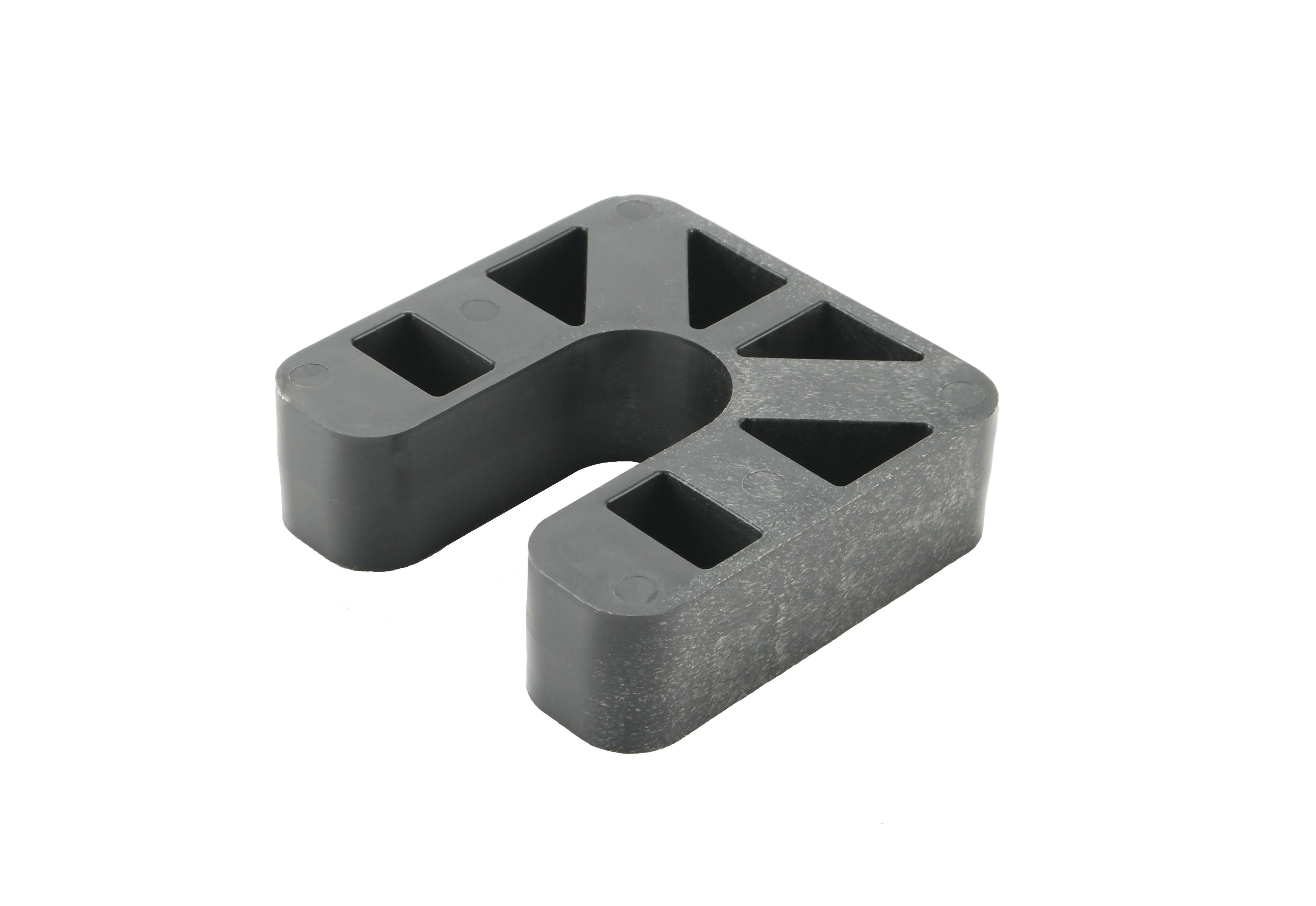 Pressure plate black 20 70x70 KS