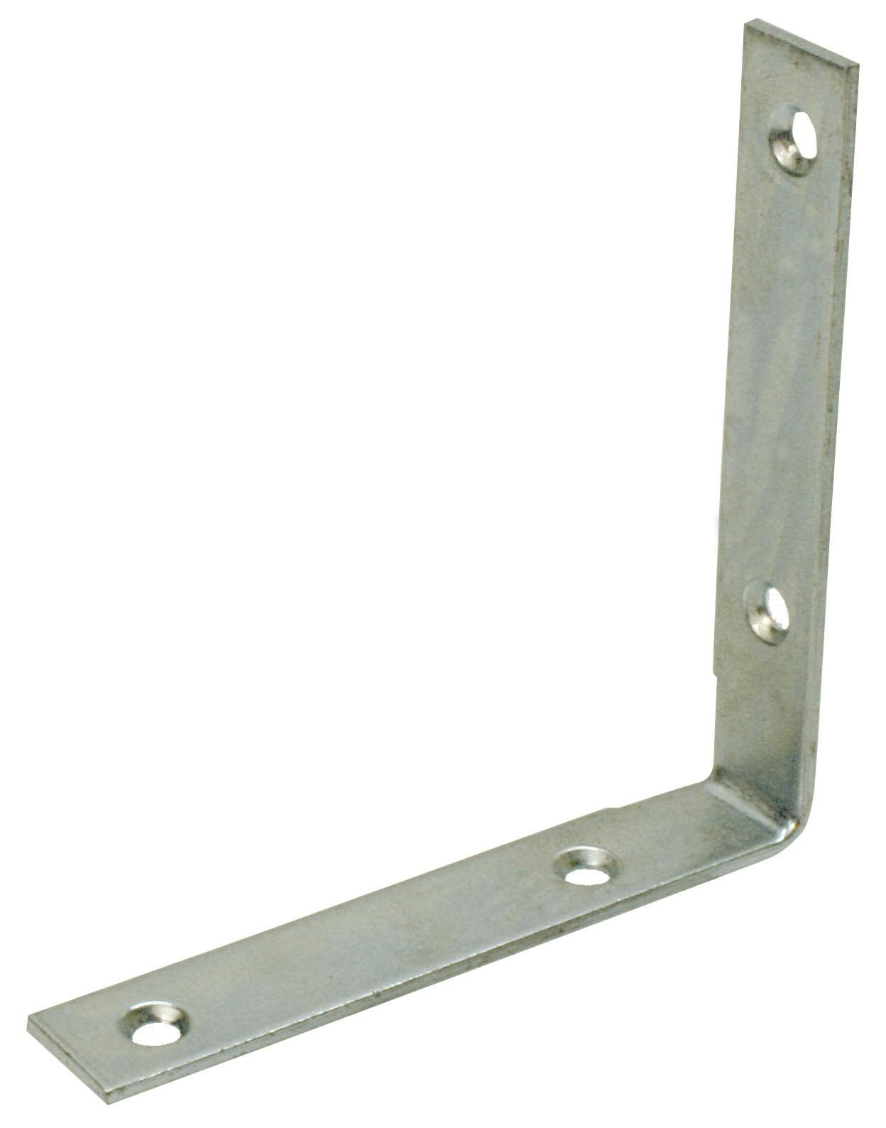 Frame bracket 125x125 20x3 EV