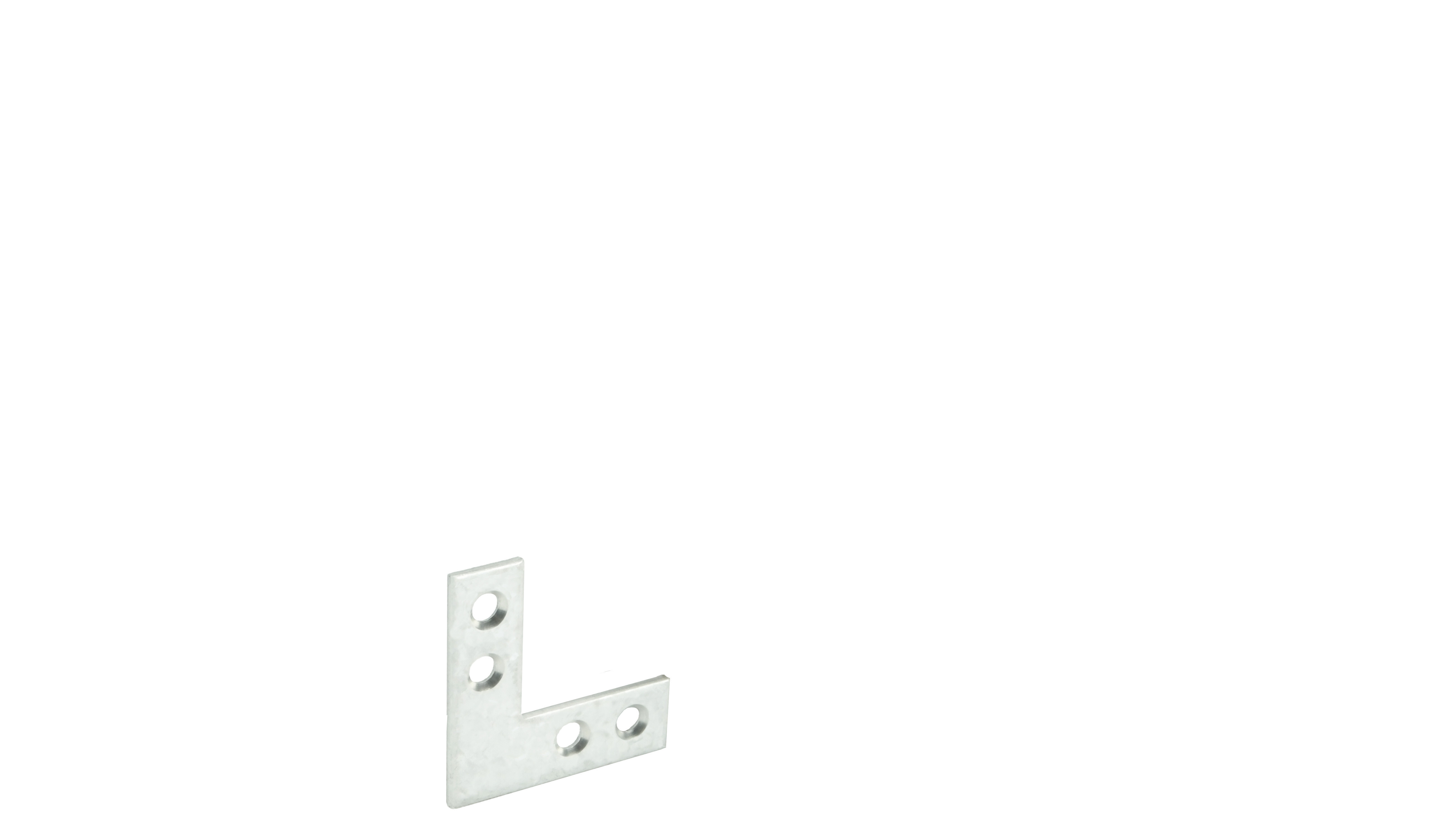 Flat corner iron flat 30x30 10x1,5 GA