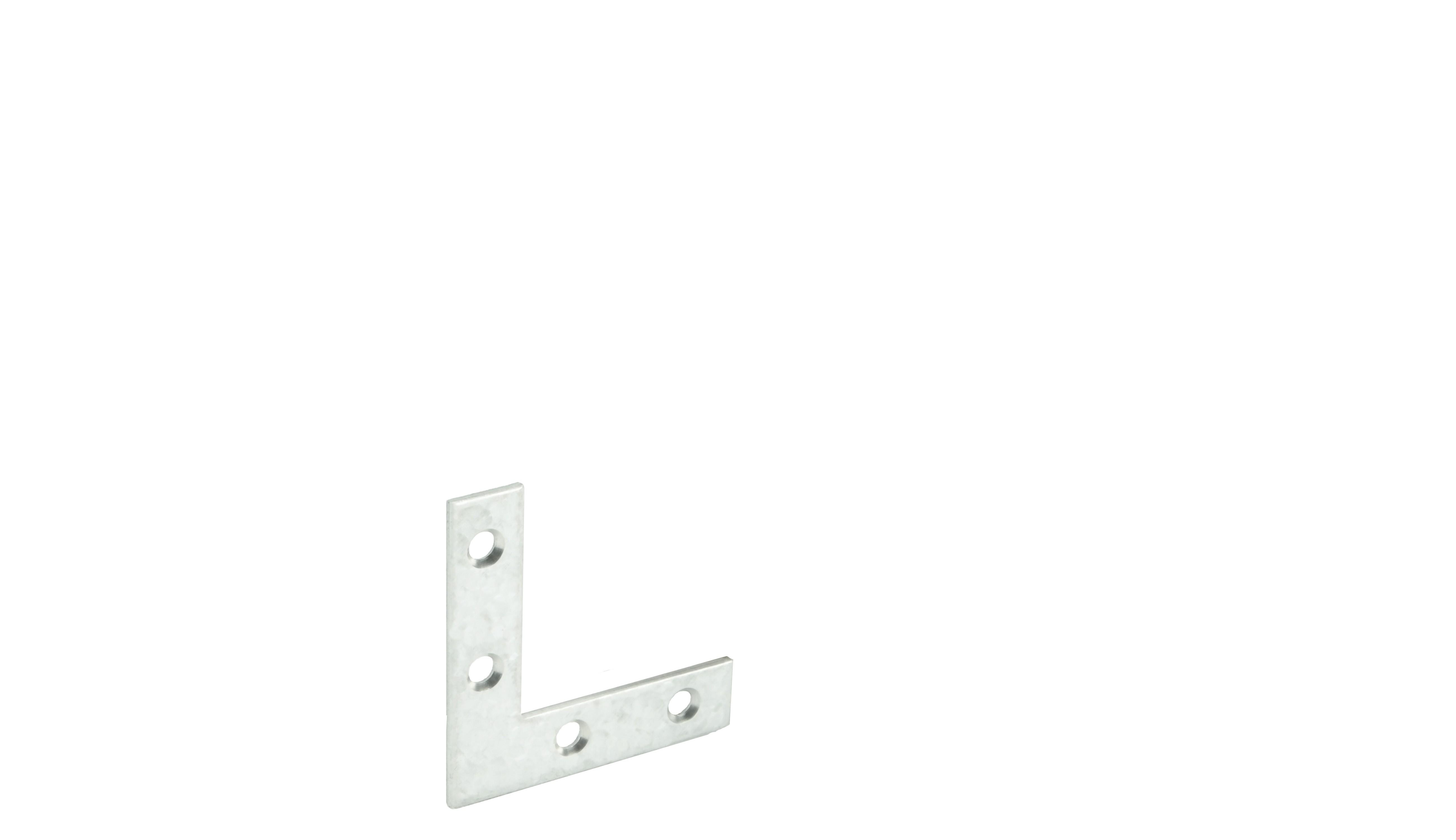 Flat corner iron flat 40x40 10x1,5 GA