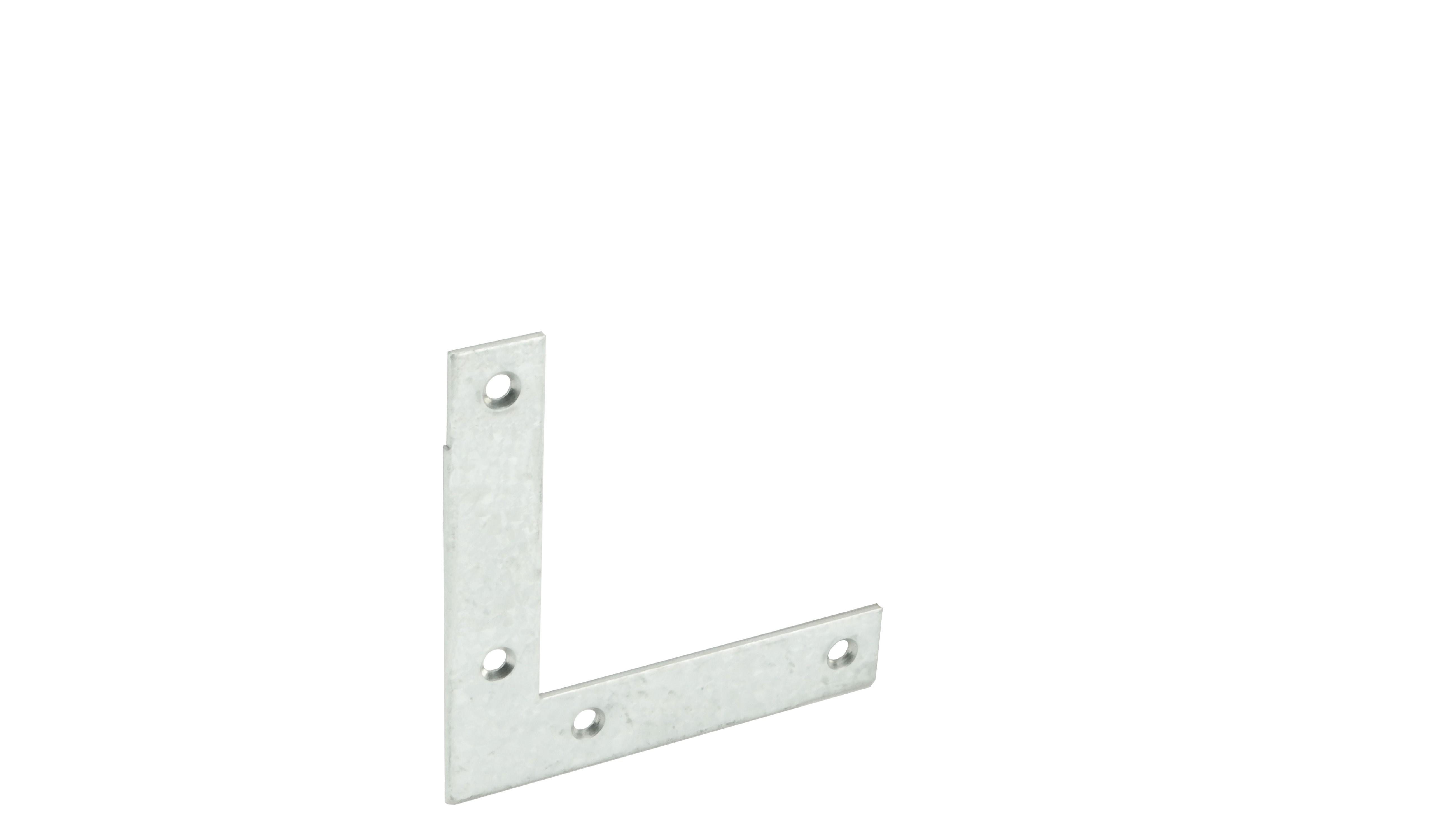 Flat corner iron flat 70x70 14x2 ZM