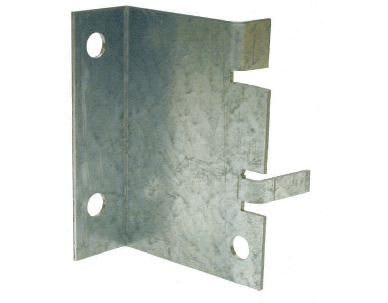 Wall plate mounting plate 80 2,5 SV