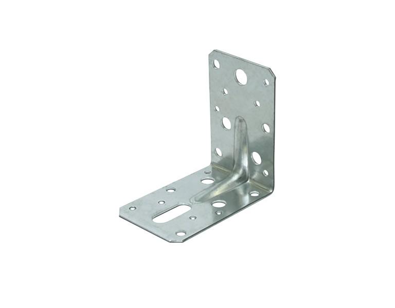 Angle bracket ridged 90x90 60x2 304