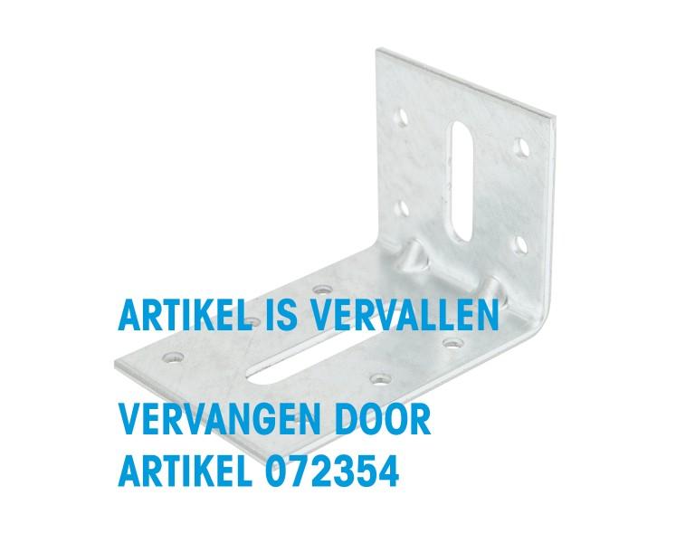 Angle bracket 55x85 60x2,5 SV