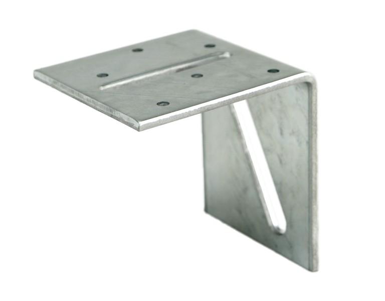 Concrete angle bracket 80x80 72x4 ZM
