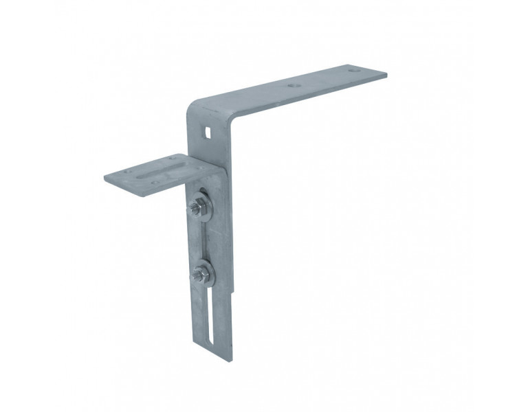 Adjustable frame bracket type A-SV 95x210/175 60x6/60x5 SV