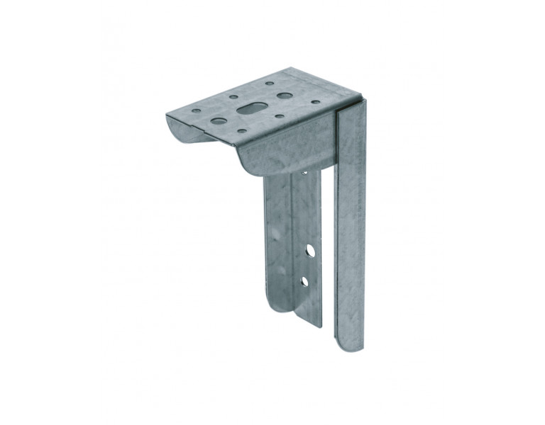 "Angle bracket ""open"" 100x170 65x2 SV"