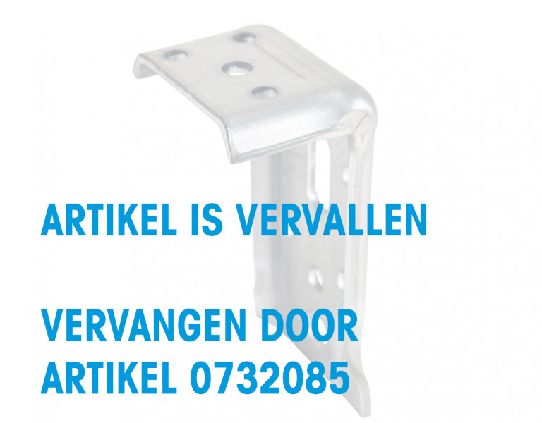 XL-hoek 50x125 65x4 ZM