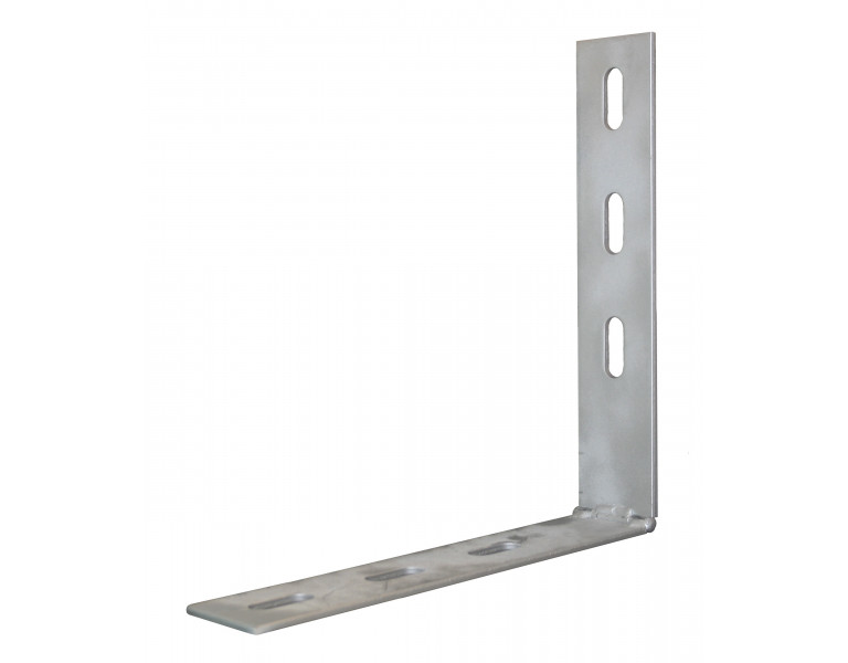 Concrete angle bracket articulated 400x400 80x6 EV
