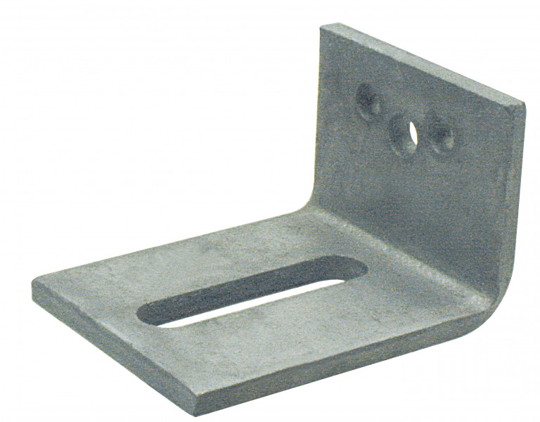 Concrete angle bracket 60x100 80x8 TV