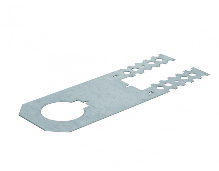 Handrail tie, type A 256 90x1,25 SV