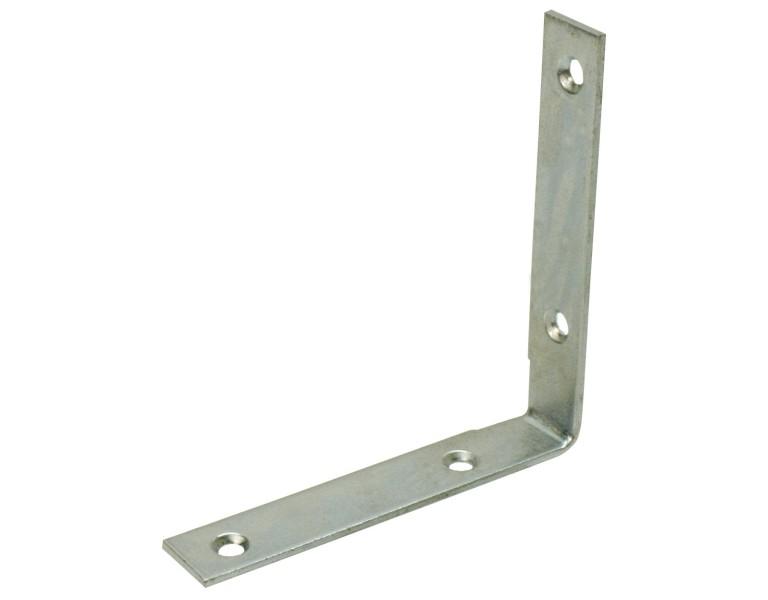 Angle bracket 125x125 20x3 EV