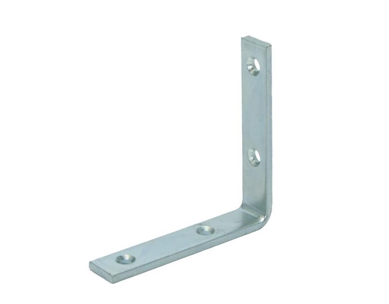 Angle bracket heavy duty 100x100 20x4,5 EV