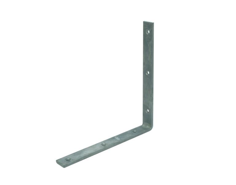 Angle bracket heavy duty 250x250 30x6 TV