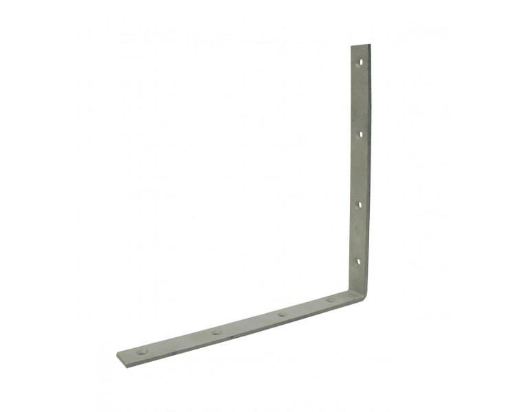 Angle bracket heavy duty 300x300 30x5 ZM S350